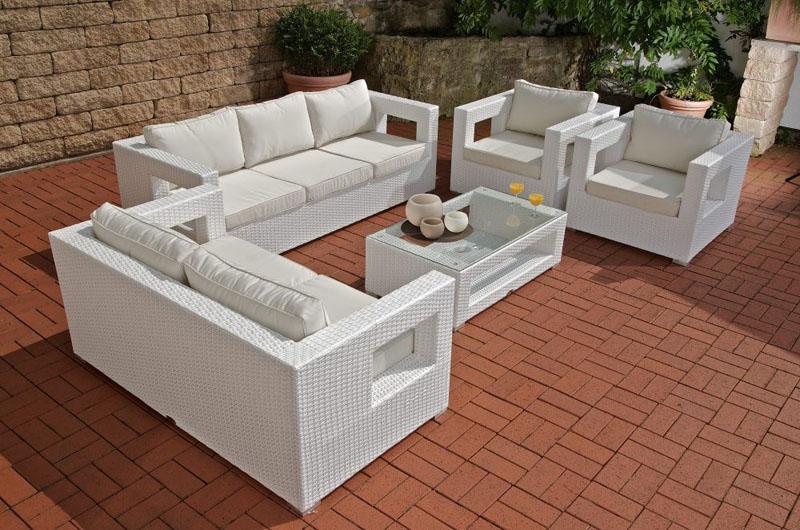 Lounge-Set Honolulu - Gartenmöbel - Garten I CLP