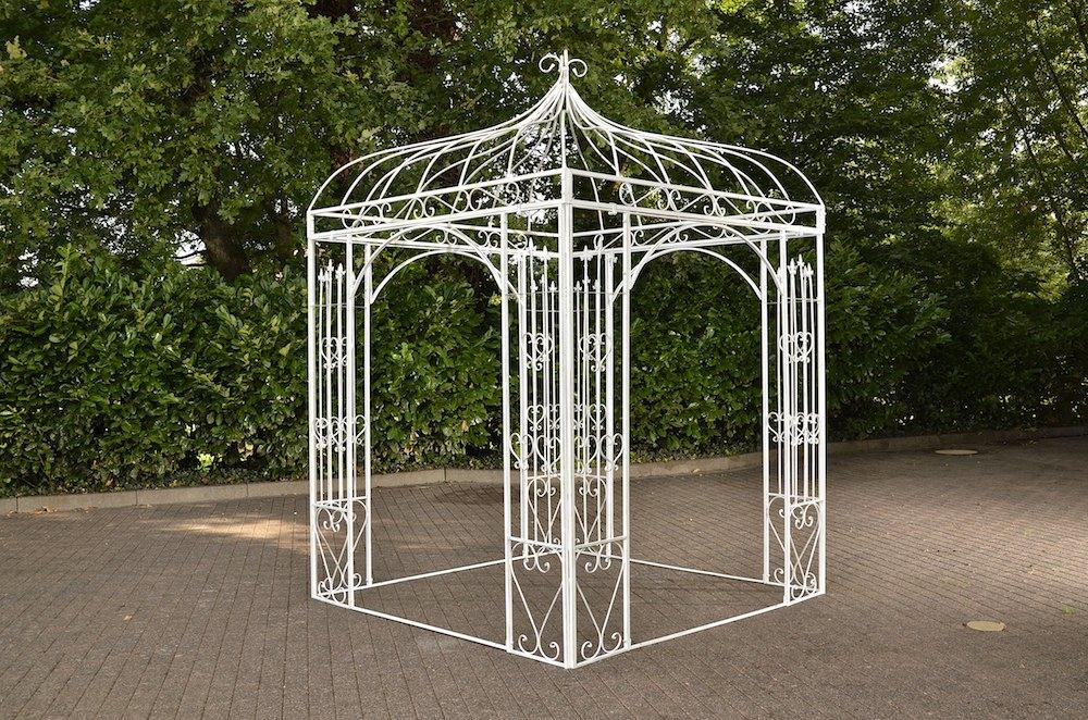Gartenpavillon metall eckig  Pavillon Manja - Gartenpavillon - Garten I CLP