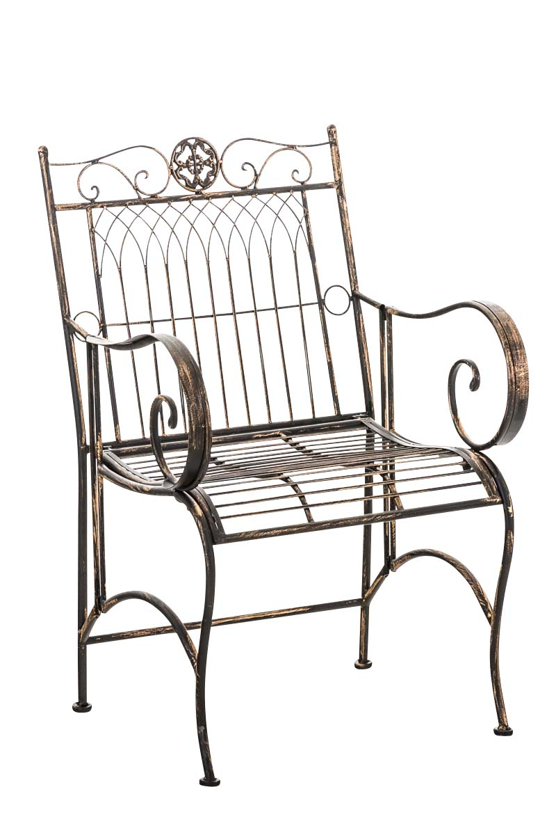Stuhl Purusha-bronze | Garten > Balkon > Balkonstühle | CLP