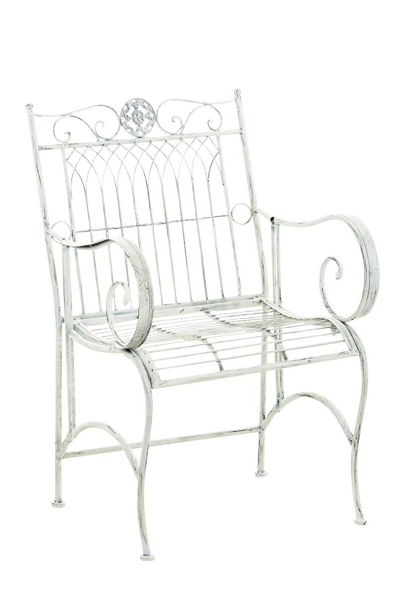Stuhl Purusha-antik_weiß | Garten > Balkon > Balkonstühle | CLP
