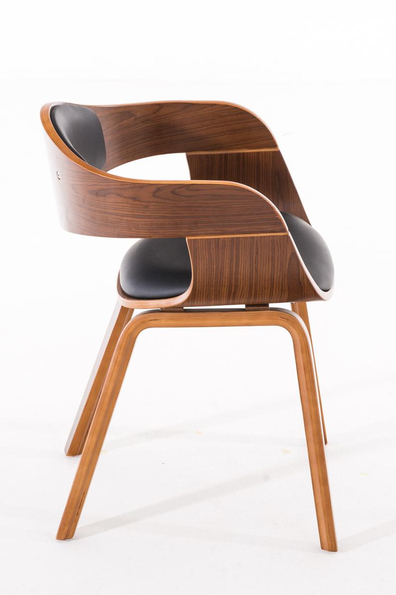CLP Besucherstuhl Kingston Kunstleder, 84,90 €, Larico Design Möbel