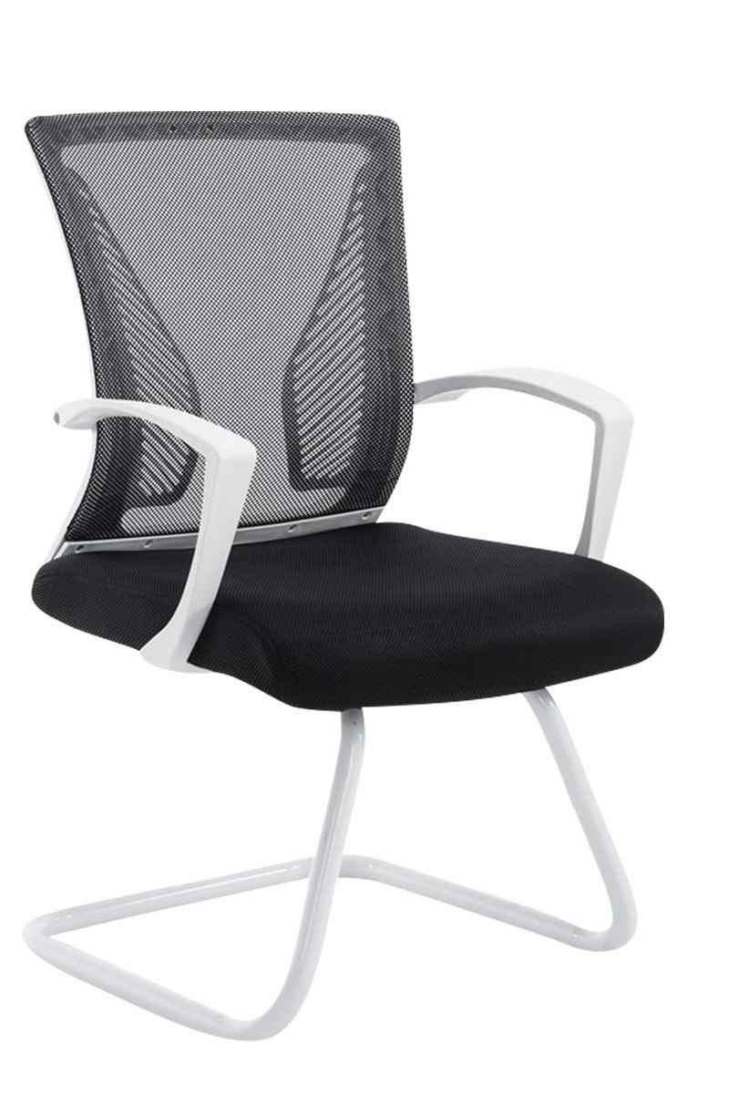 Besucherstuhl Bonnie W-schwarz | Büro > Bürostühle und Sessel  > Besucherstühle | CLP