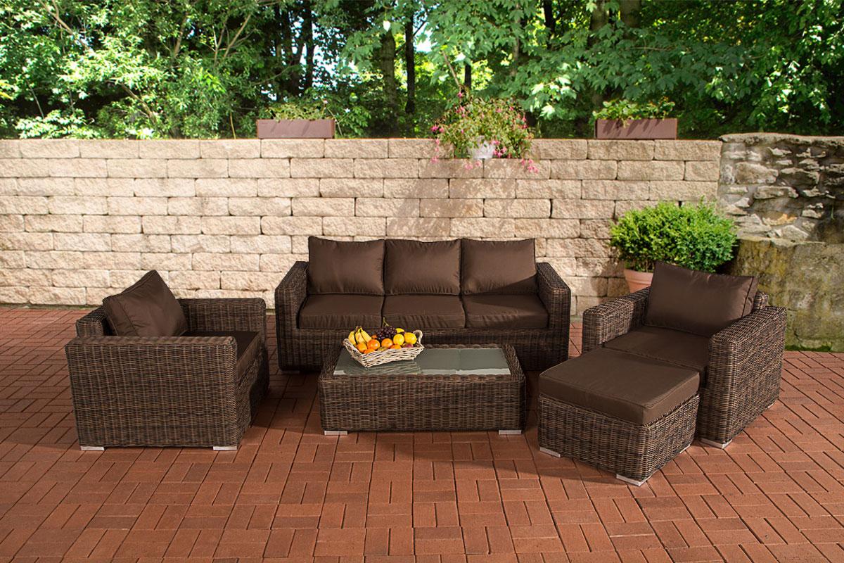 Lounge Garnitur Madeira 3 1 1 Loungemöbel Gartenmöbel Balkon