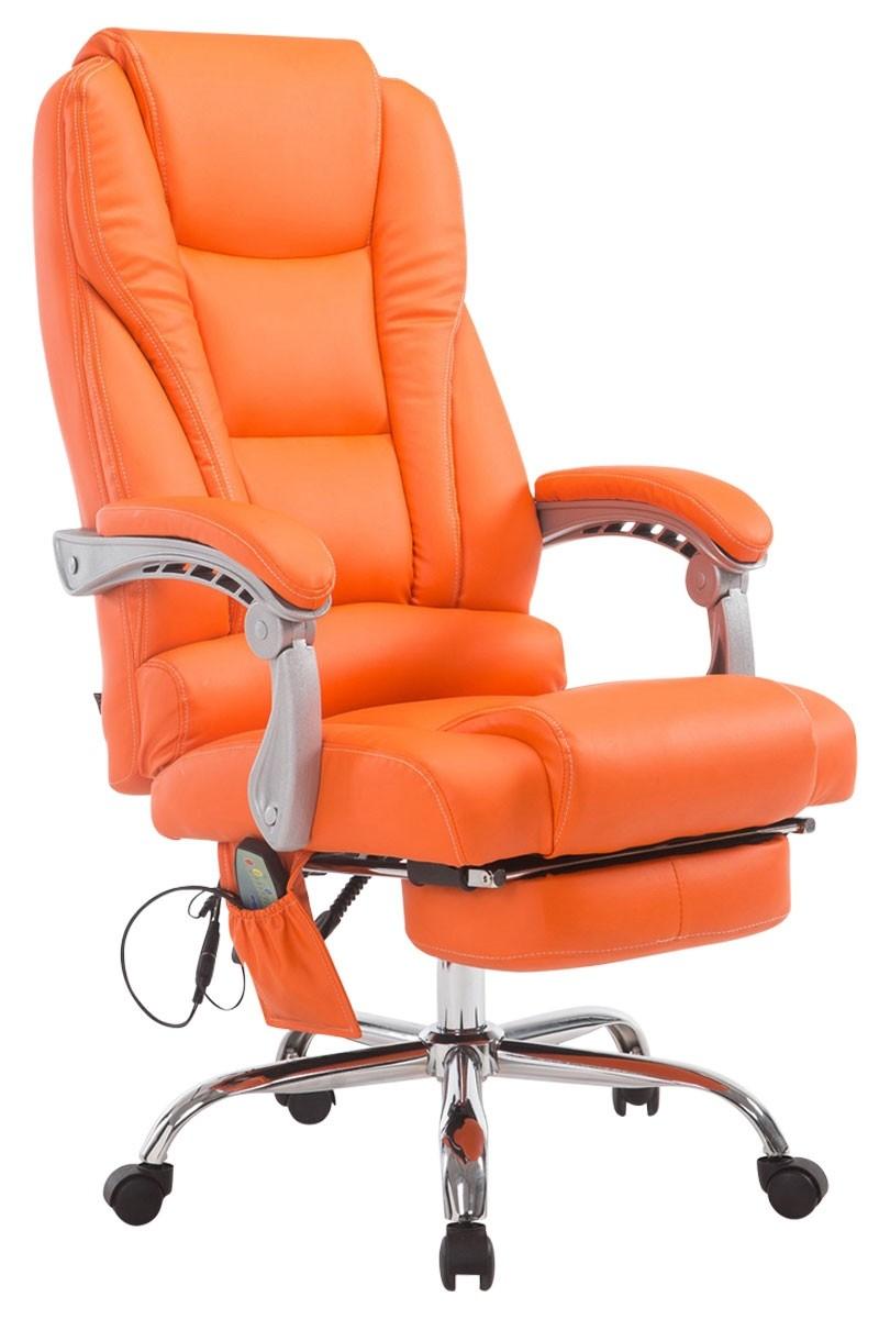 Bürostuhl Pacific mit Massagefunktion V2 Kunstleder