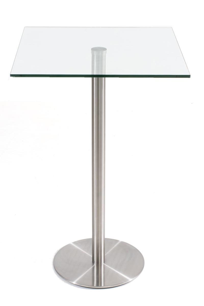 Stehtisch Vitral 70 x 70 cm