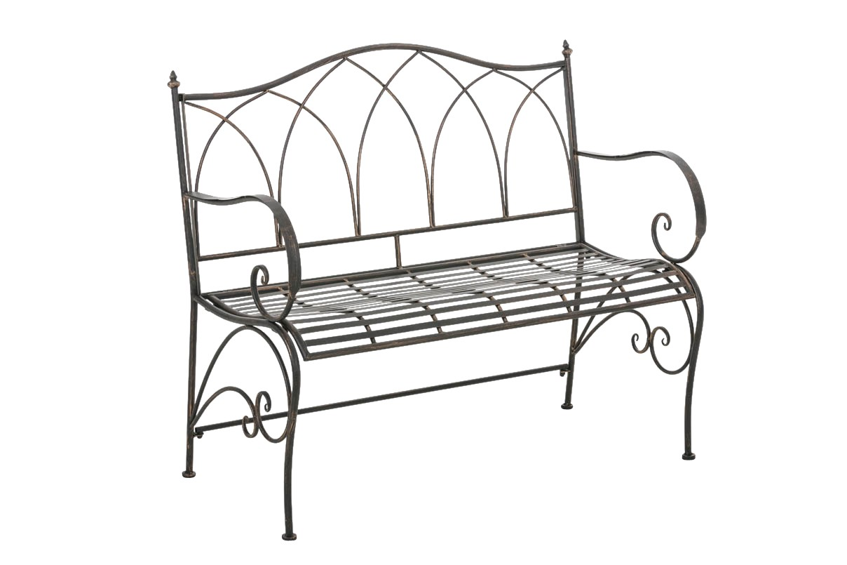 nostalgische gartenbank orkun aus eisen i clp. Black Bedroom Furniture Sets. Home Design Ideas