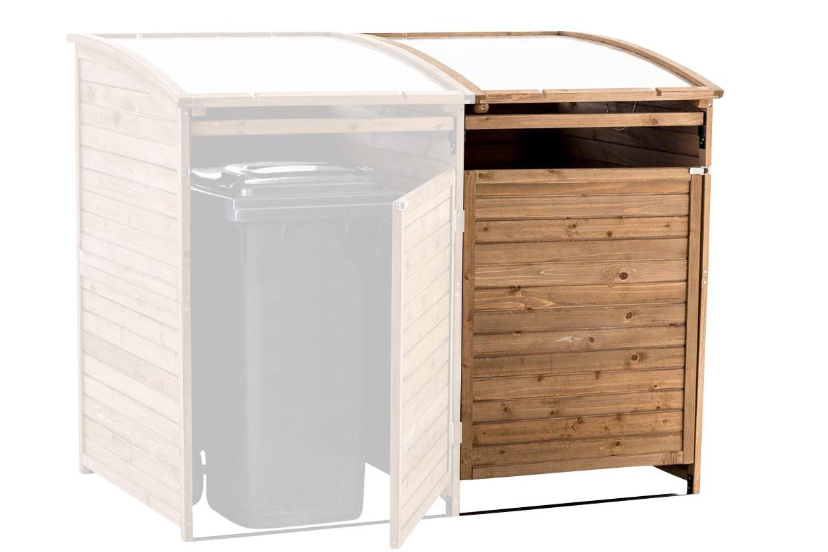 Mülltonnenbox-Erweiterung SX240