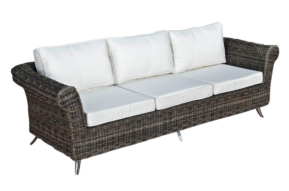 3er sofa vivari i clp. Black Bedroom Furniture Sets. Home Design Ideas