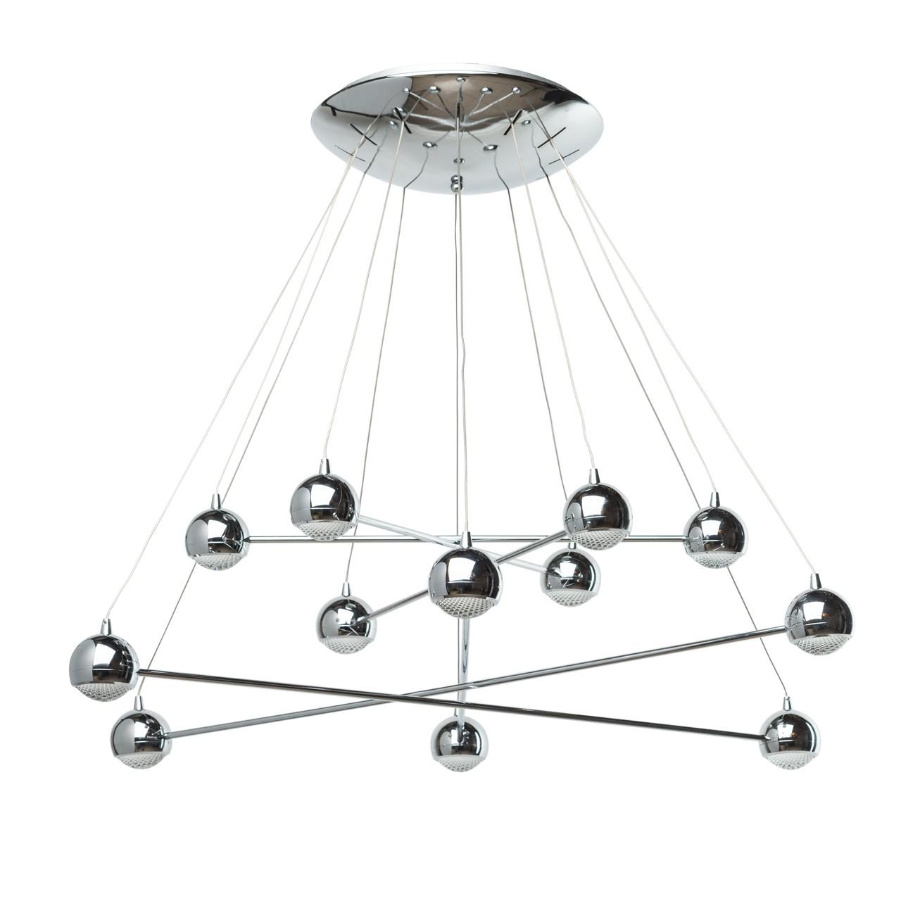 LED-Kronleuchter Techno 498010512