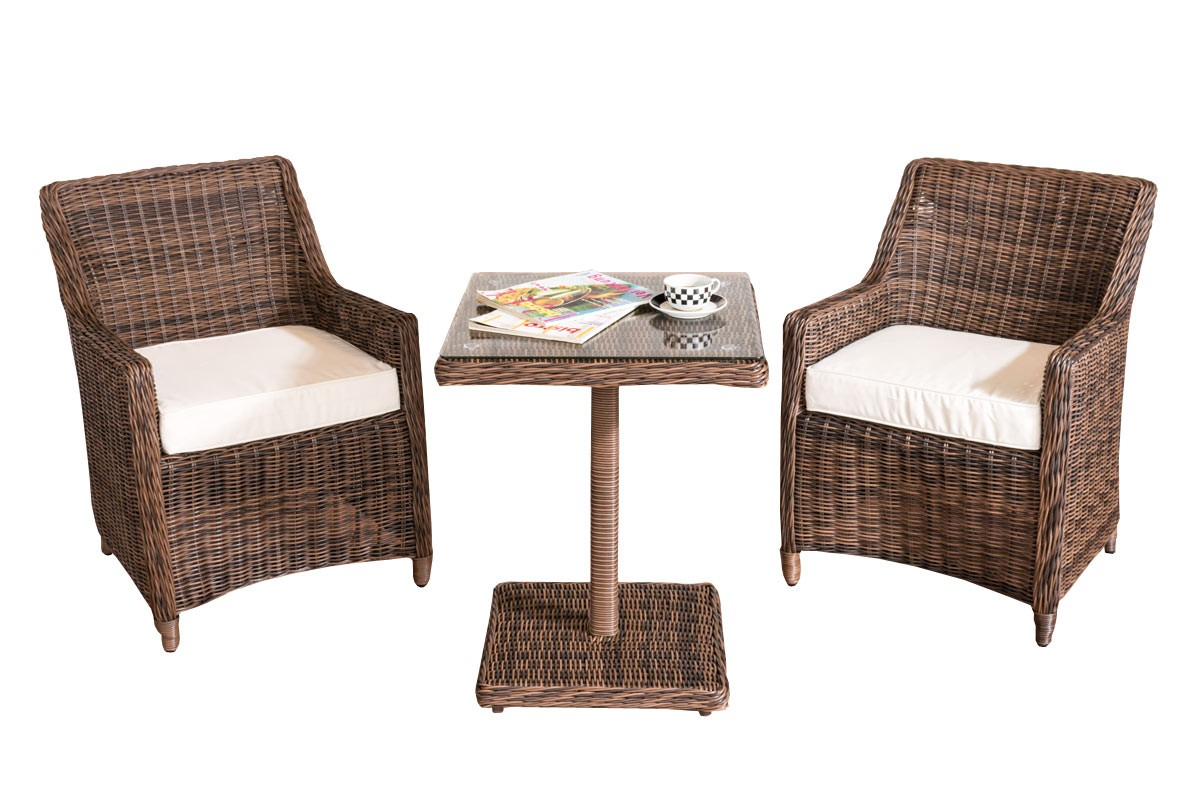 rattan balkon sitzgruppe armetta 5mm sitzgruppen. Black Bedroom Furniture Sets. Home Design Ideas