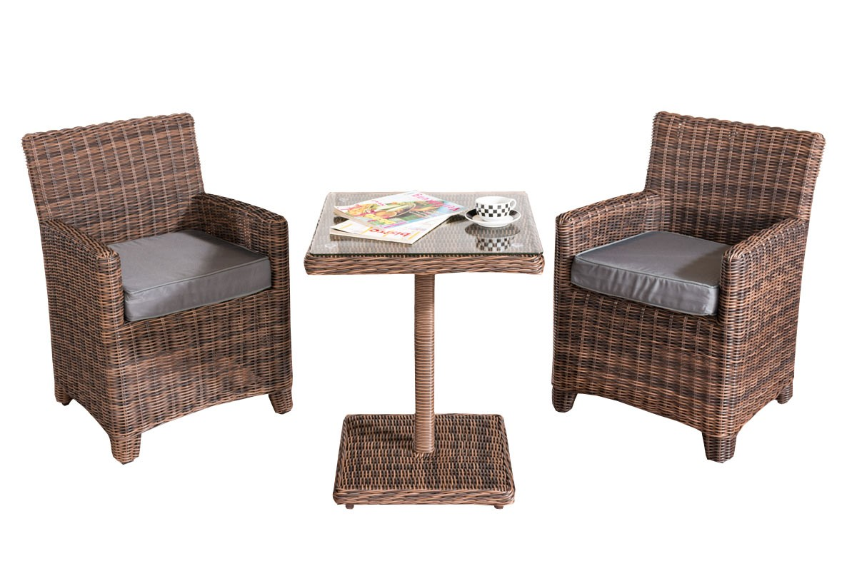 rattan balkon sitzgruppe caruso 5mm sitzgruppen. Black Bedroom Furniture Sets. Home Design Ideas