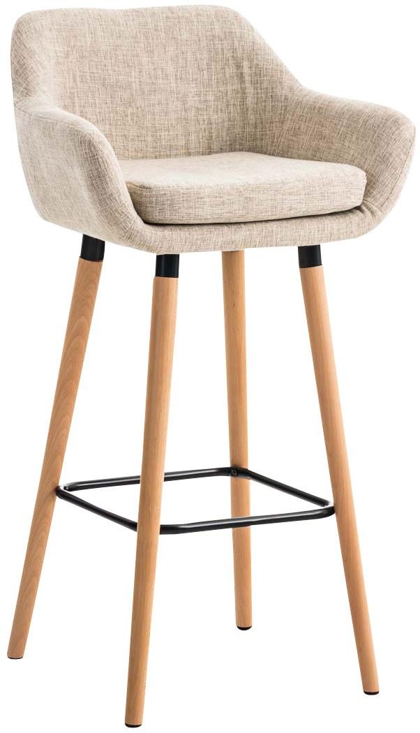 clp barhocker grant stoff 74 90. Black Bedroom Furniture Sets. Home Design Ideas