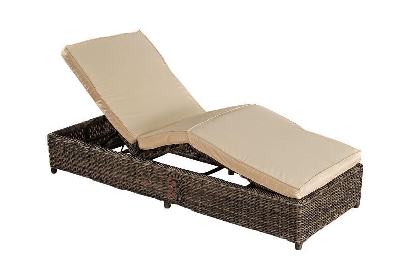 Komfort Sonnenliege Imola