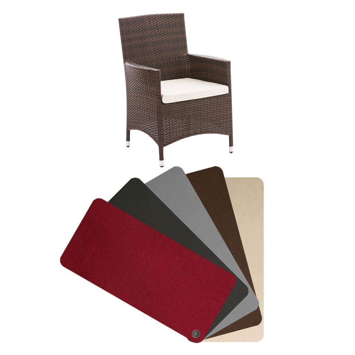 Kissenbezug Stuhl Julia / Fontana