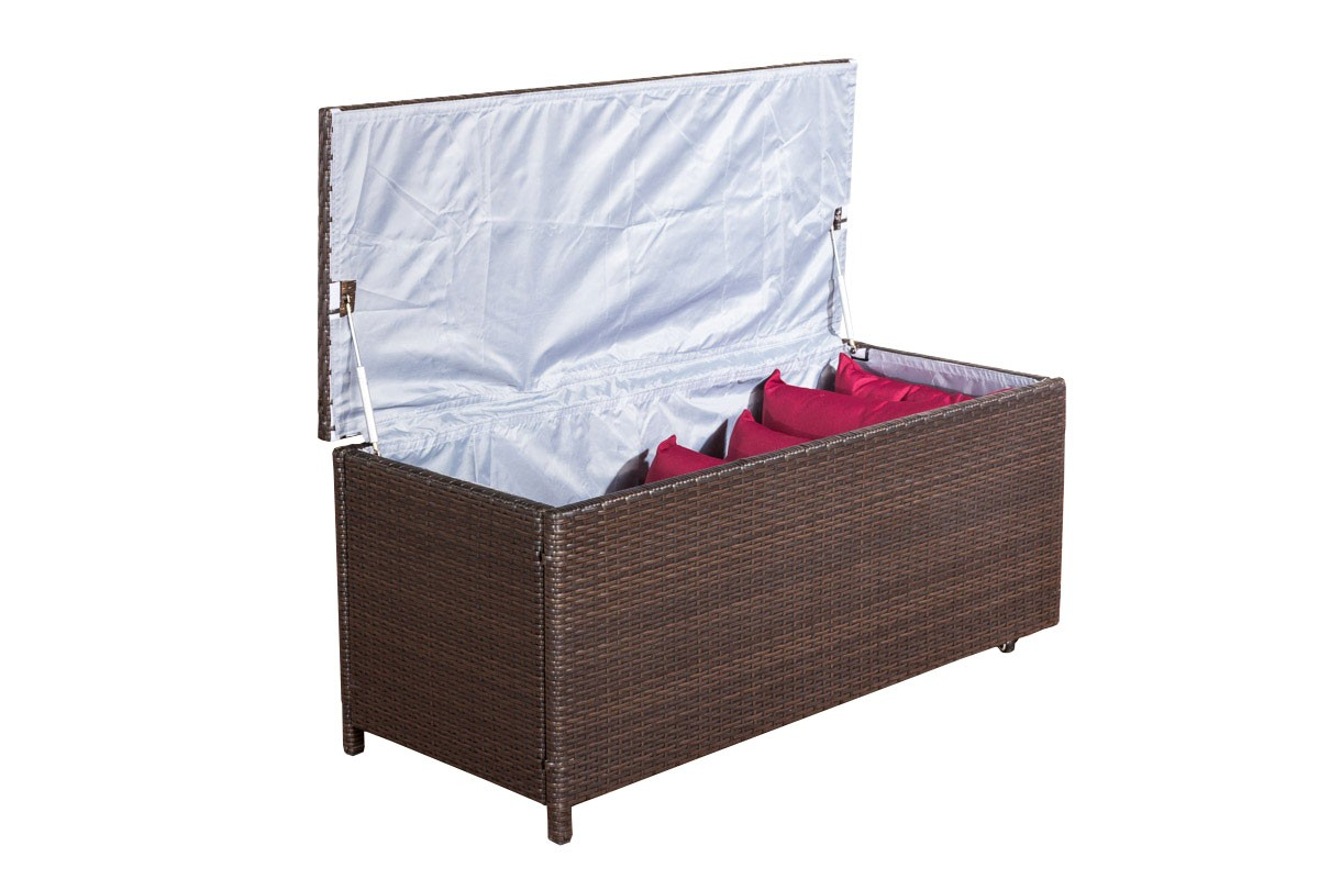 Auflagenbox Kudde 125 cm