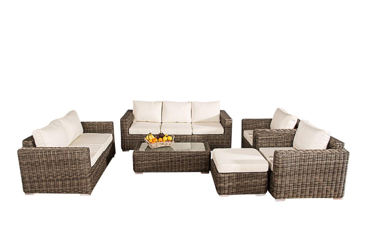 Loungegruppe Madeira XL