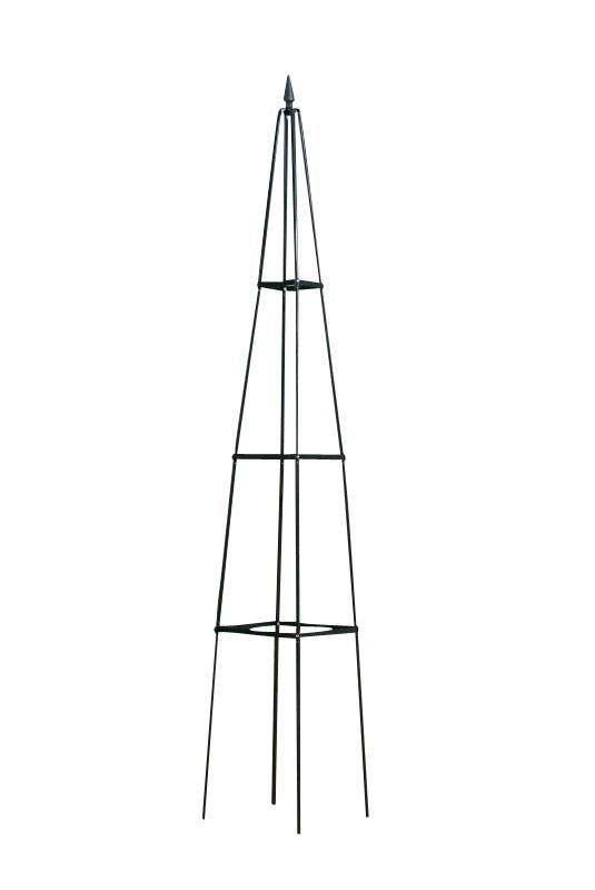 "Rosen Ranksäule ""Pyramide"", Höhe 190 cm"