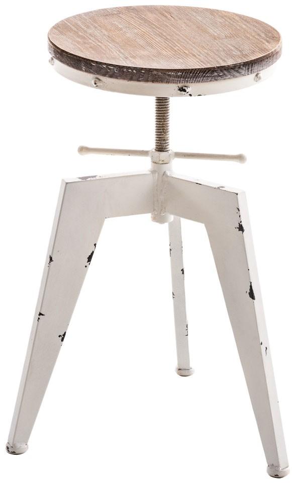 Metall Hocker Robot