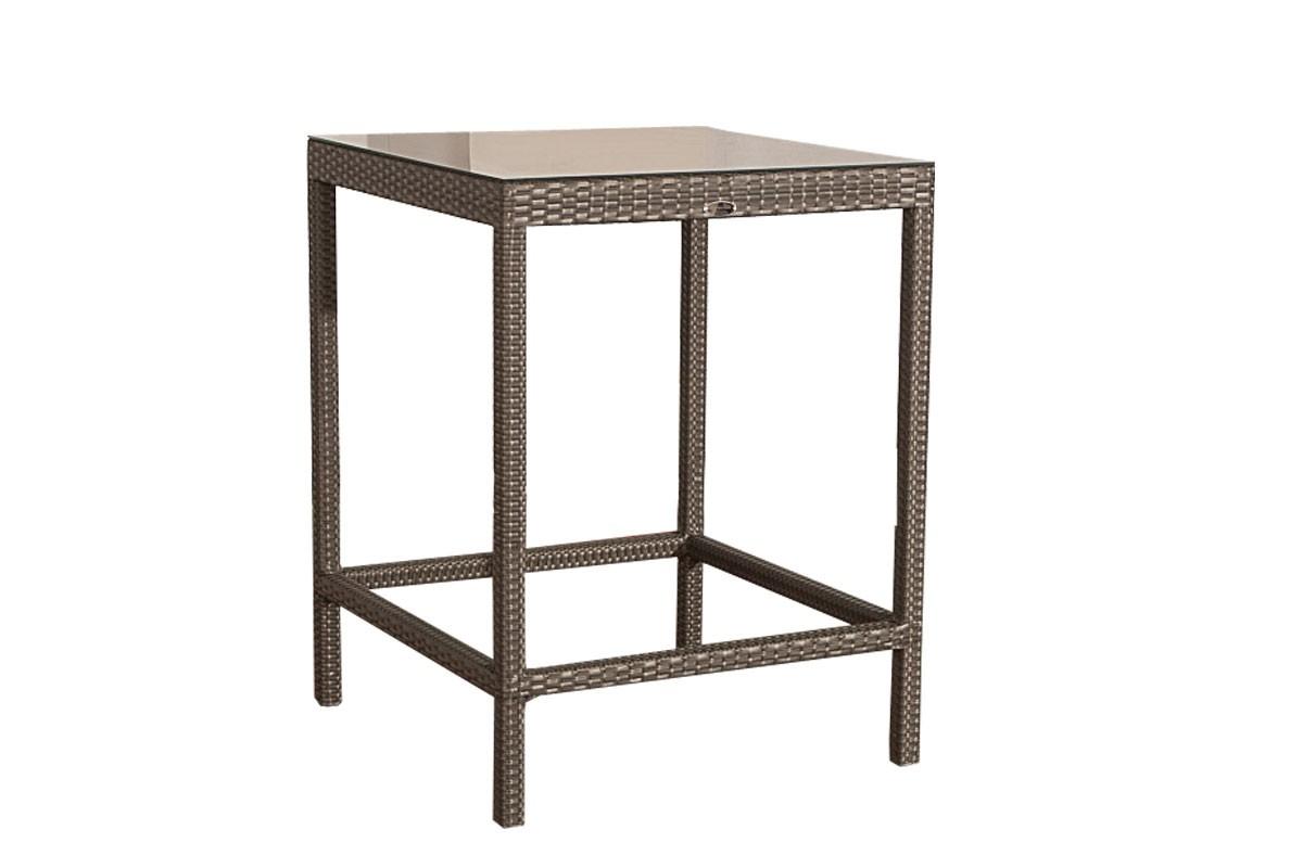 outdoor stehtisch alia clp. Black Bedroom Furniture Sets. Home Design Ideas
