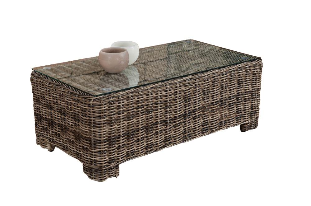 Polyrattan Tisch Maria