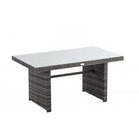 Polyrattan Tisch Fisolo