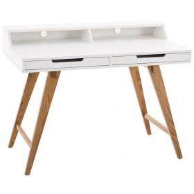 Schreibtisch Eaton, weiß