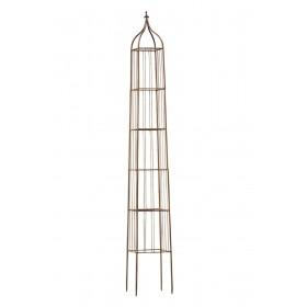 Ranksäule XXL Troja, Höhe 350cm