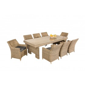 Luxus Sitzgruppe Sandnes XL