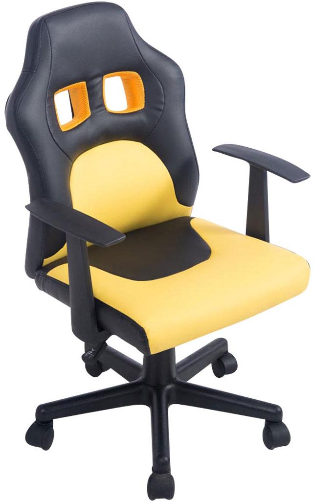Kinder Bürostuhl Fun -schwarz/gelb | Kinderzimmer > Kinderzimmerstühle | PAAL Office Furniture