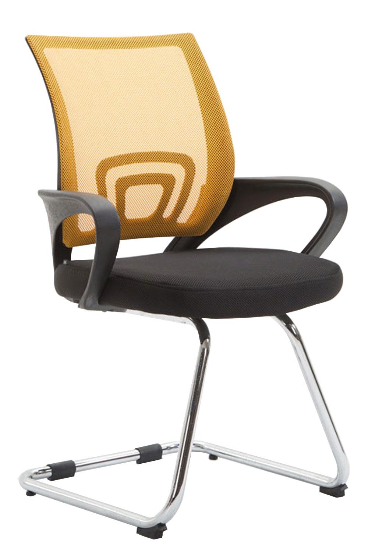 Besucherstuhl Eureka-gelb | Büro > Bürostühle und Sessel  > Besucherstühle | PAAL Office Furniture