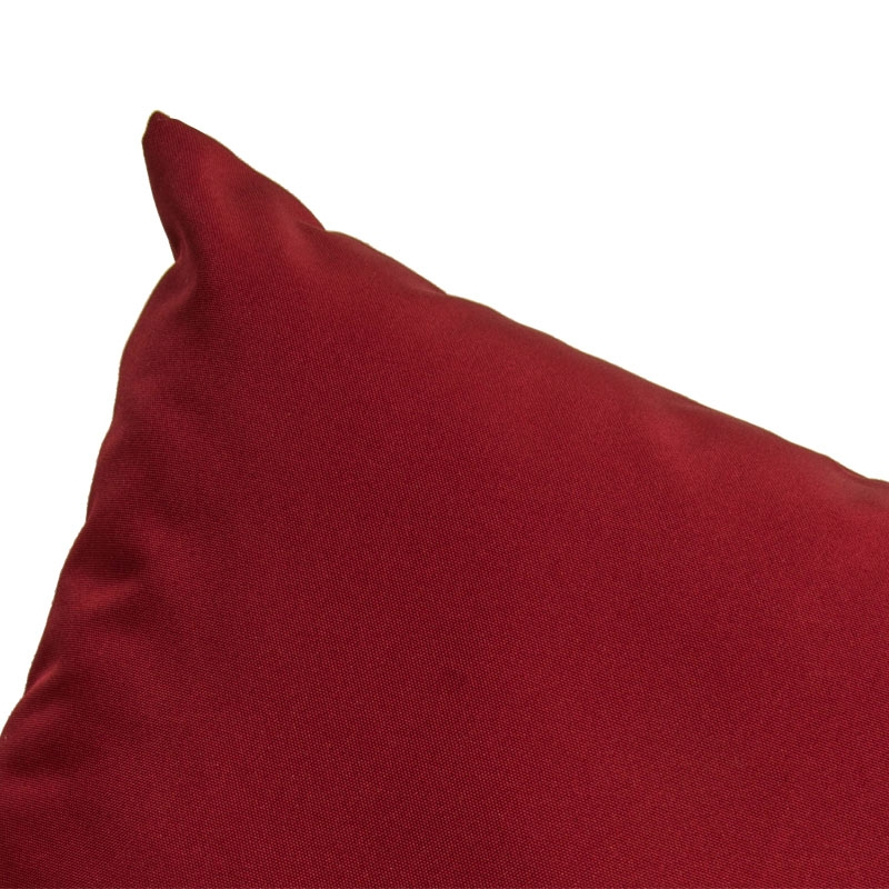 10er Kissenbezüge Set Malolo-rubinrot