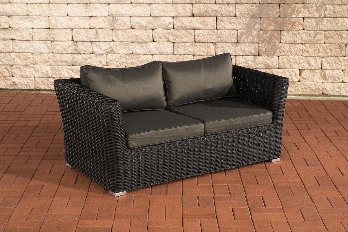 polyrattan 2 3 sitzer sofas online kaufen m bel suchmaschine. Black Bedroom Furniture Sets. Home Design Ideas