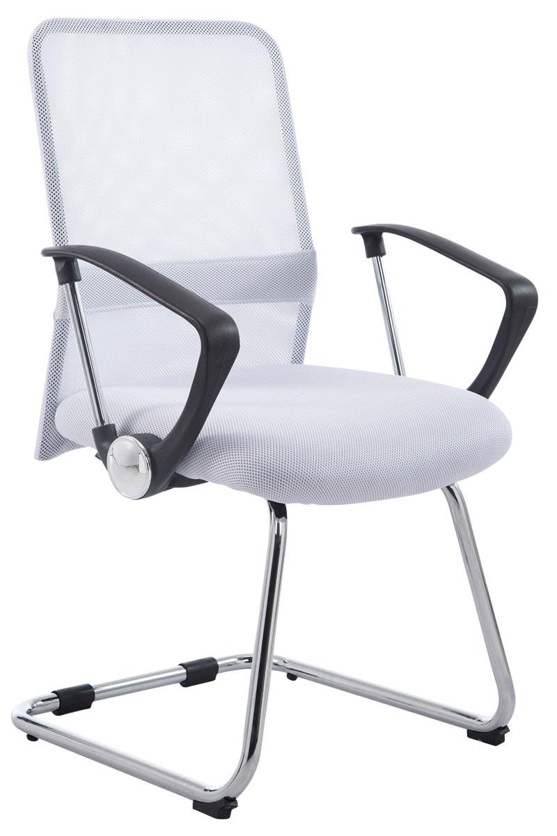 Besucherstuhl Pitt-weiß | Büro > Bürostühle und Sessel  > Besucherstühle | PAAL Office Furniture