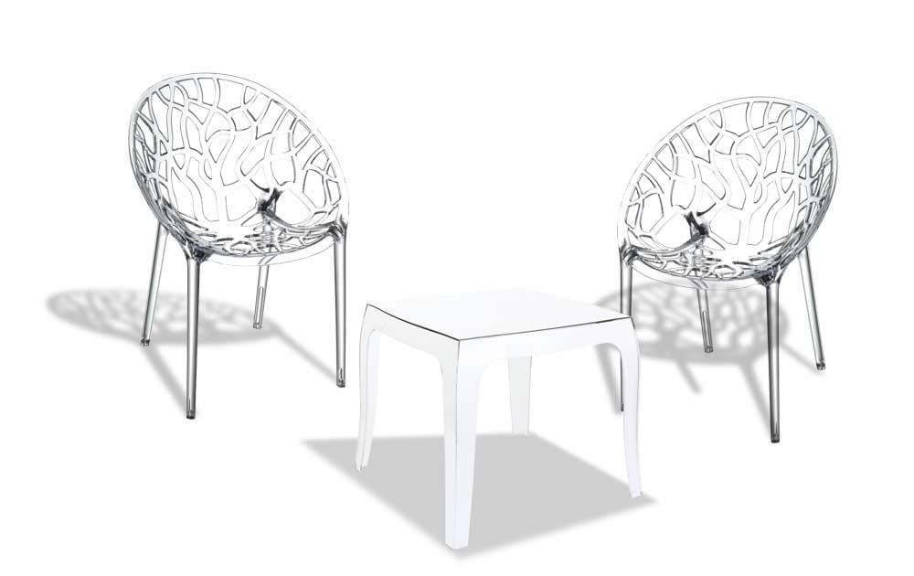 Sitzgruppe Arendal - Kunststoffmöbel Garten - Gartenmöbel - Garten I CLP