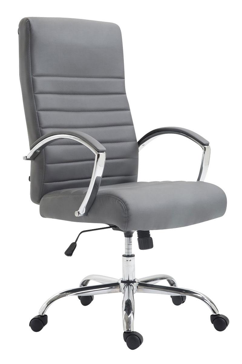 Bürostuhl XL Valais Kunstleder-grau   Büro > Bürostühle und Sessel  > Bürostühle   PAAL Office Furniture